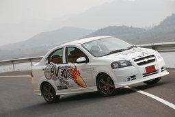 Chevrolet Aveo 1.6 LT E20 ขุมพลังใหม่ ขับสนุกกว่าเดิม