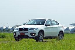 BMW X6 xDrive30d จัดจ้านกับพลังดีเซล 218 แรงม้า