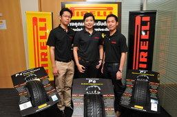 พีเรลลีรุกตลาดยางไทย ตั้งเป้า 3 ปีติดท็อปไฟว์