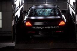BMW ปล่อยมุข Dontblogabouthis.com เชื่อ ซีรี่ย์ 6 Hybrid Coupe กำลังมา