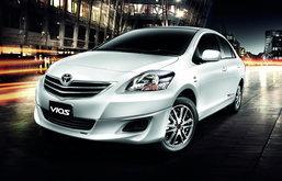 โตโยต้ารุกตลาดเก๋งเล็กเปิดตัวรุ่นพิเศษ (VIOS TRD Sportivo)