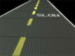 Solar Road ยอดถนนพลังงานนวัตกรรมแห่งโลกอนาคต