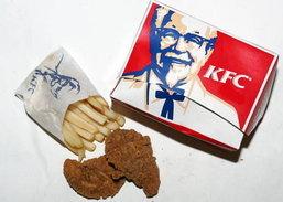 KFC ช่วยหนุ่มบริติช รอดข้อหาขับรถเร็ว