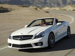 ผลวิจัยเมืองนอกชี้ Mercedes benz-SL ชอบแหกกฏจราจรมากที่สุด