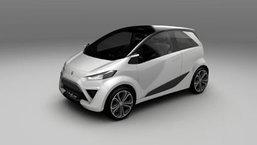 Lotus City car Concept ไอเดียรถเล็กกับความฝันยิ่งใหญ่