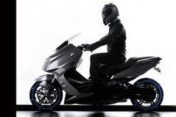 BMW Concept C Scooter 2ล้อสุดเท่ห์สไตล์ BMW