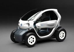 Nissan New Mobillity Concept ตัวเล็กไร้มลพิษฝาแฝด Twizy