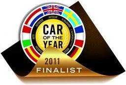 เปิดโผ 7 คัน รอชิงชัย Cars of the year 2011