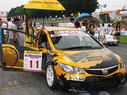 YOKOHAMA สนับสนุนทีมสิงห์  Thailand Touring Car 2010,มาเก๊ากรังด์ปรีซ์