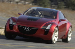 ลือหึ่ง Mazda ซุ่มพัฒนา Sport Rotary RX-9