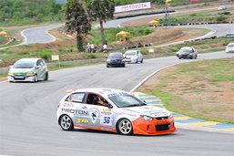 Proton Neo คว้าแชมป์ Pro. Racing Series 2010
