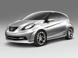 Honda เตรียมโชว์ต้นแบบอีโค่คาร์ย้ำกลางปีหน้าเจอตัวจริง