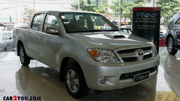 TOYOTA HILUX VIGO D4D Double Cab 3.0 G AT
