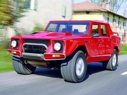 ลือหึง Lambroghini เตรียมสร้าง Super SUV