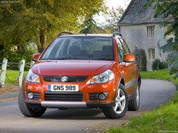 วงในเผย Suzuki SX-4 พร้อมลุยตลาดในงาน Motor Expo 2010