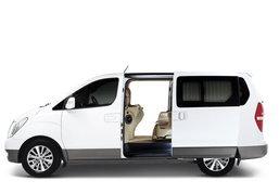 Hyundai Grand Starex VIP MPVเกาหลีเอาใจคนรวย