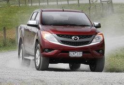 Mazda เผยภายใหม่ 2011 BT-50 ยันใช้เครื่องใหม่แน่นอน