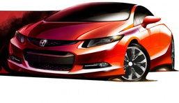 งานนี้มีงง Honda เผย Civic ที่แอบเทสไม่ใช่โฉมใหม่