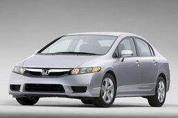 Honda ซีด..ได้เพียง 2 ดาว จากทดสอบชนด้านข้างของ NHTSA