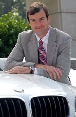 BMW ประกาศแต่งตั้ง  มร. แมทธิอัส พฟาลซ์ ประธาน บีเอ็มดับเบิลยู กรุ๊ป ประเทศไทย