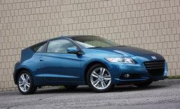 Honda ปลื้ม โดนยกค่ายรถพลังเขียวปี 2010