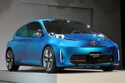 Toyota Prius C Concept ได้เวลาไฮบริดตัวเล็กออกโรง