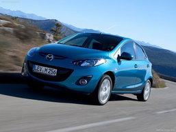 Mazda แบไต๋ น้อง 2 ใหม่ 30 กม./ลิตรลงตลาดปีหน้า
