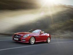 Mercedes Benz SLK สปอร์ตโรดสเตอร์ที่งามเกินคาด