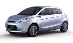 ภาพใหม่!! Mitsubishi Global small car ว่าที่อีโค่คาร์บ้านเรา