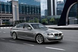 BMW รักษาตำแหน่งผู้นำเซ็กเมนท์พรีเมี่ยม