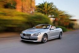 BMW Series 6 Convertible หรูมีระดับสไตล์สปอร์ตเปิดประทุน