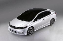 Honda เผย Civic ใหม่มีดีที่ภายใน