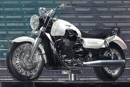 Moto Guzzi ...2 ล้อรุ่นบิ๊กสายพันธุ์มักกะโรนี