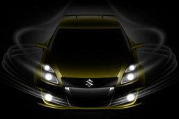 Suzuki Swift S Concept ..สปอร์ตอีกคันขอแจมเจนีวา