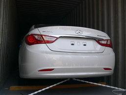 ชมจะๆ ก่อน ใคร All New! Sonata Sport ถึงไทยแล้ว