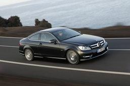 Mercedes Benz C-Class Coupe สปอร์ตคอมแพ็คดาวสามแฉก...ที่พร้อมลุยเจนีวา