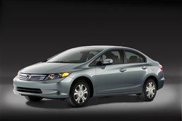 เผยภาพจริง New! Honda Civic 2012 ออกตัวแล้ว