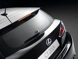 New! Lexus CT200h ไฮบริดแอทซ์แบคคันแรกของโลก