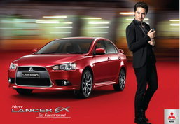 Mitsubishi Lancer EX 2011... เผยเสน่ห์เร้าใจในราคาจิ๊บๆ