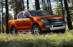 New! Ford Ranger Wildtrak ...กระบะคันนี้แต่งเท่ห์..อย่าบอกใคร