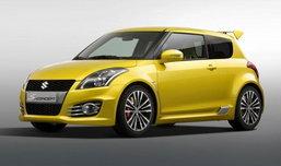 Suzuki Swift S concept ซับคอมแพ็คสปอร์ตตัวเจ็บ..ที่เจ๋งจริง