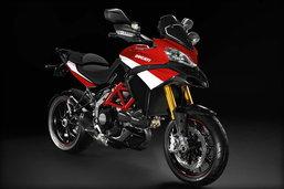Ducati Multistrada 1200S Pikes Peak Special Edition ...ถอดรหัสตัวแรงเจ้าตำนานไต่เขา