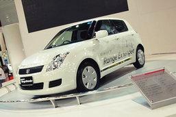 Suzuki Swift Range Extender....ไฟฟ้าตัวจริงต่อยอดเพิ่มระยะทาง