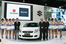 Suzuki คอนเฟิร์ม อีโค่คาร์เปิดตัวมีนาคมปีหน้า..