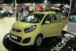 All New! Kia Picanto K1...พร้อมน๊อคเอาท์ตลาดรถเล็ก