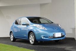 Nissan Leaf ...โชว์เหนือศักยภาพต้นตำหรับรถไฟฟ้า เวอร์ชั่นขายจริง