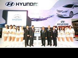 "Hyundai Grand Starex VIPคว้ารางวัล ""Best Luxury Van"""