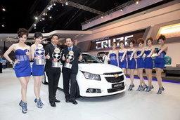 Cruze ผงาด คว้า car of the year 2011 พิกัด 1.8 ลิตร