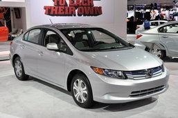 ย่องชม Civic Hybrid โฉมใหม่..ฟัด 44 ไมล์ต่อแกลลอน