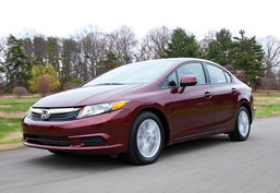 Honda ฮาไม่ออก โดนรีคอล Civic 2012 หลังพบสายน้ำมันเชื้อเพลิงบกพร่อง